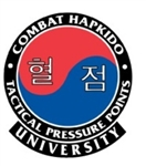 Combat Hapkido University Tactical Pressure Points Associate Instructor