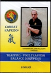ICHF Trapping & Foot Trapping / Balance Disruption DVDs Set