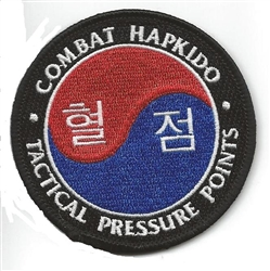 Tactical Pressure Points Patch